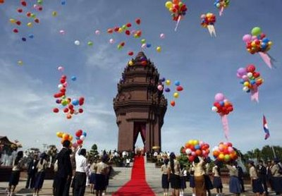 Jour independence cambodge