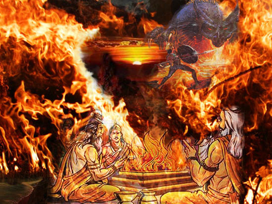 Ob 87e2e9 feu skanda mahabharata